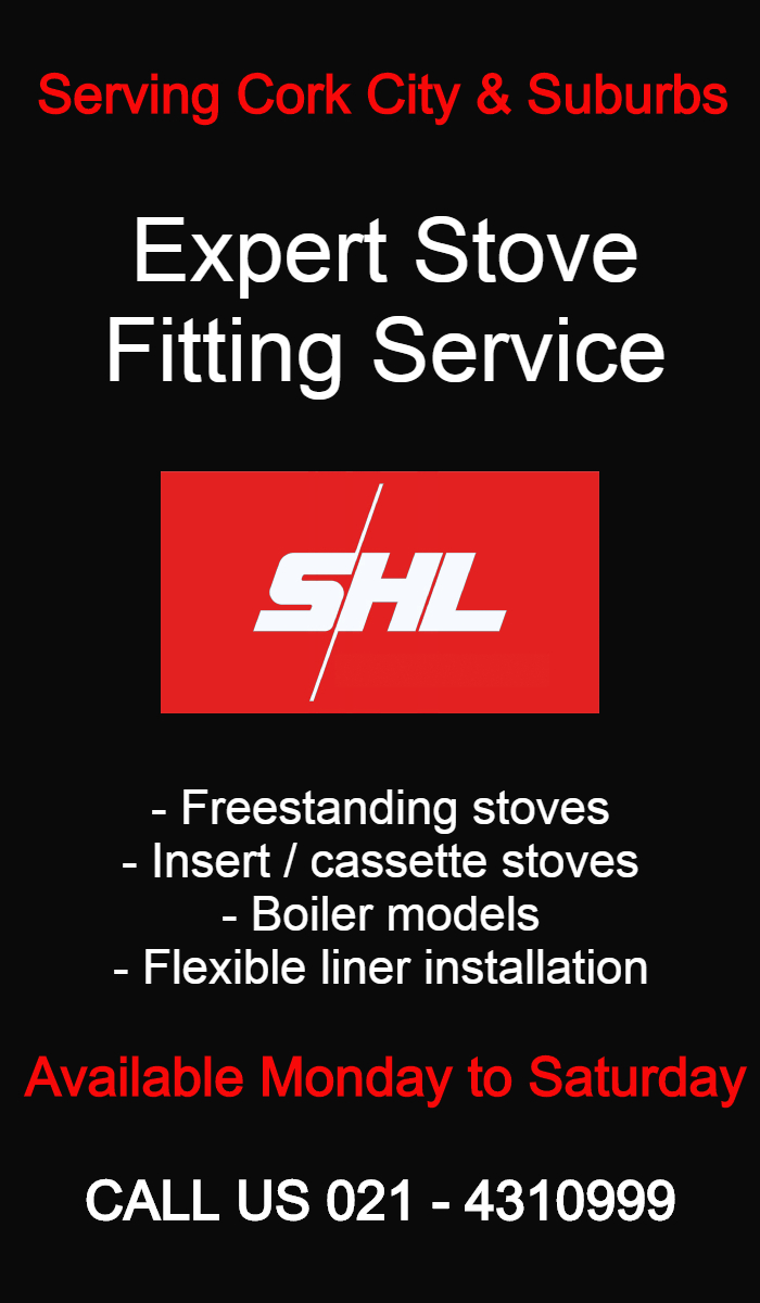 Expert Stove Fitting Service in Cork